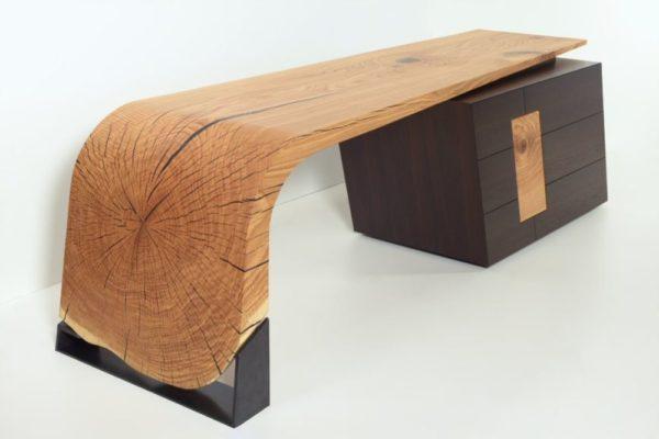 Sebastian Fischer Schreibtisch