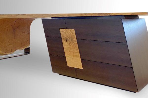 Schreibtisch von Sebastian Fischer