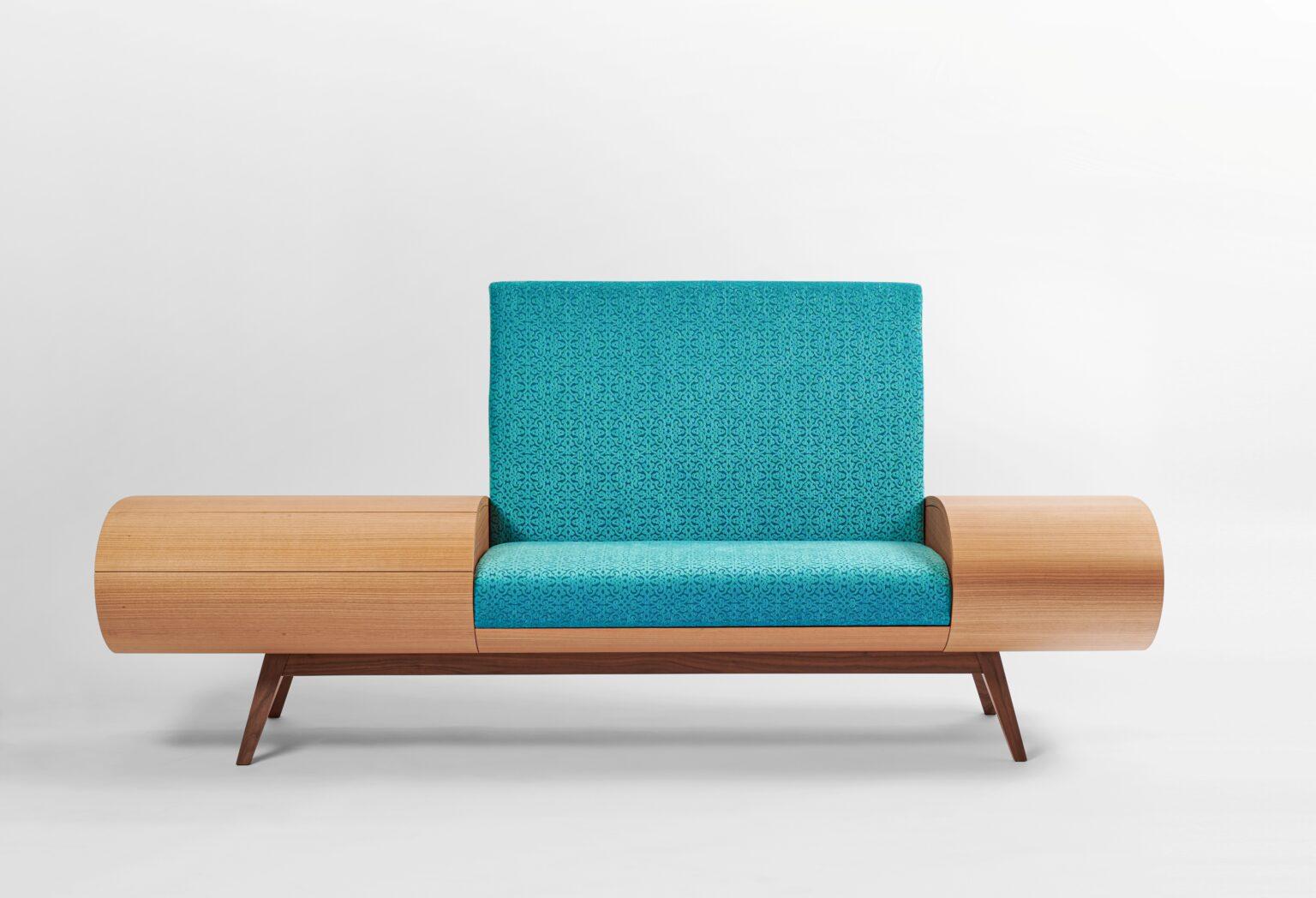 Sitzmöbel von Thomas Reisinger. Foto: EOS